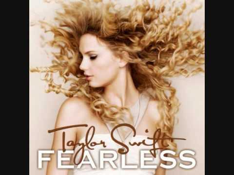 Fearless - Taylor Swift w/ Lyrics
