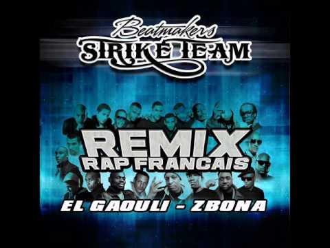 IAM - nes sous la meme etoile remix ( Prod El Gaouli / Strike team )