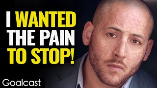 Most Powerful Speech By Man Who Survived Jump From Golden Gate Bridge   Kevin Hines   Goalcast