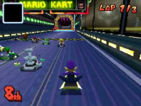 mario kart ds waluigi pinball youtube. Black Bedroom Furniture Sets. Home Design Ideas