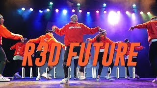 R3D FUTURE Junior Dance Crew 2018