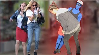 Mannequin Scare Prank - AWESOME REACTIONS - Best of Just For Laughs