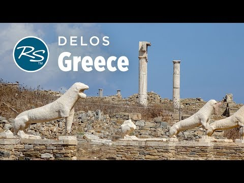 Delos, Greece: Ancient Ruins - Rick Steves' Europe Travel Guide - Travel Bite