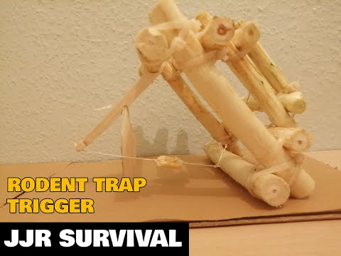 Rodent Trap Trigger