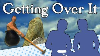 Getting Over It - Yep... Over It - Let's Game It Out
