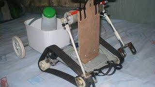 robo walle(modificação do tank)