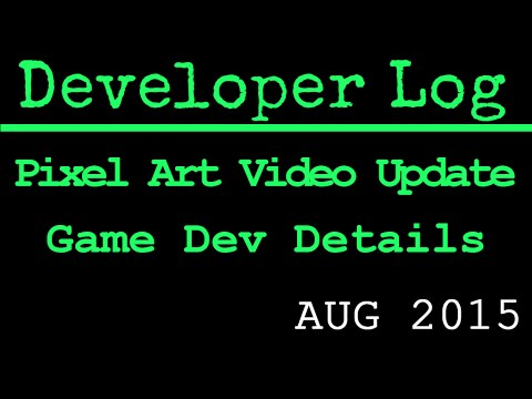 Overbound Development Log - August 2015