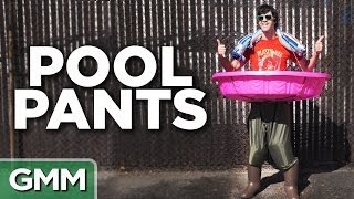 Introducing Pool Pants