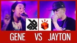 GENE   (USA) vs JAYTON (RUS)   Grand Beatbox Battle 2015