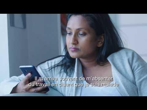 Vidéo: « Une journée avec l'eczéma » jette un regard dans l'intimité d'une personne atteinte d'eczéma chronique.