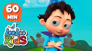 If You're Happy and You Know It - Great Songs for Children | LooLoo Kids
