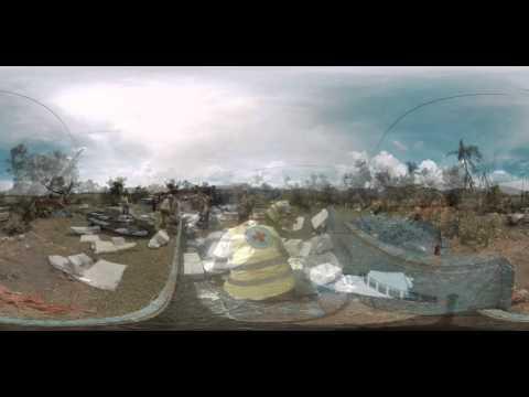 360 video: On the ground in cyclone devastated Rakiraki