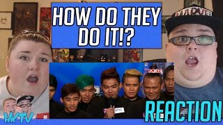 El Gamma Penumbra Earn Golden Buzzer  | Asia's Got Talent REACTION!!
