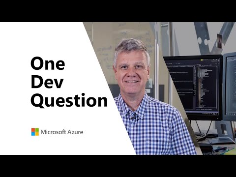 What's the role of application object in the identity platform? | One Dev Question: Jean-Marc Prieur