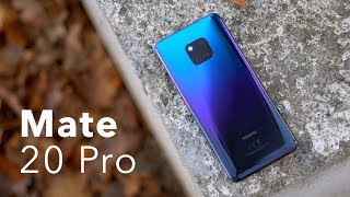 Absolut High-End! - Huawei Mate 20 Pro (Review)