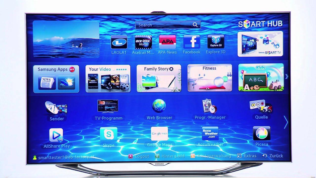 Samsung Smart Tv App Runterladen