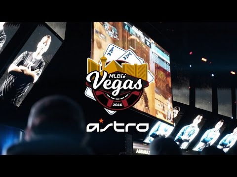 MLG Las Vegas 2016 | ASTRO Gaming