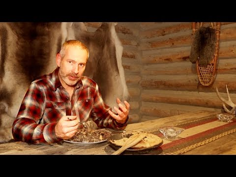 Deer Meat Pie in a Primitive Clay Oven | What's with the Banjo?