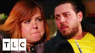 Woman Hasn't Told Tunisian Boyfriend She's Still Married | 90 Day Fiancé: Before The 90 Days