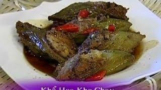 Khổ Hoa Kho Chay - Xuân Hồng