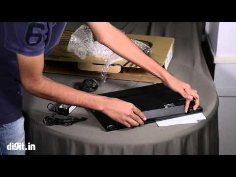 Unboxing Lenovo G50 80