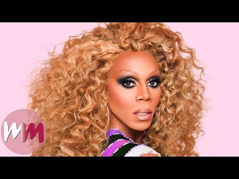 Top 10 Drag Icons in Pop Culture Herstory