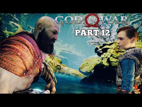 FORGOTTEN CAVERNS   GOD OF WAR 4 WALKTHROUGH PART 12
