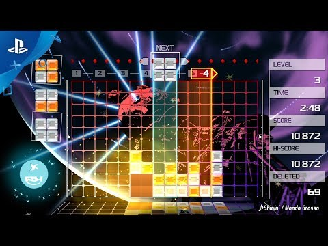 LUMINES REMASTERED Video Screenshot 2