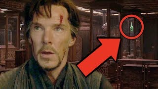 Doctor Strange (2016) - Easter Eggs & References - MCU Rewatch