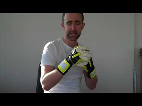 Rinat Imperator 2.0 Professional Goalkeeper Gloves - Preview Video