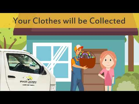 Image Laundry - Free Laundry Pickup & Delivery in Dubai