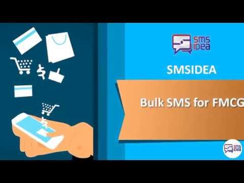 Bulk SMS for FMCG