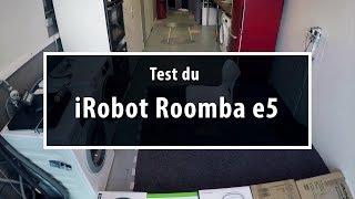 vidéo test iRobot Roomba par Les Numeriques