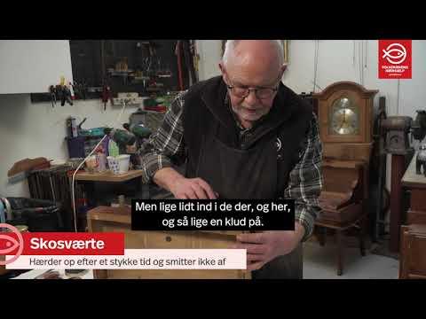 Ridser i lakken - Gør det selv med Ivan