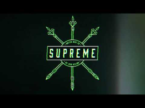 "Video UNITED Bmx Supreme 20.5"" 2020 Trans Green"