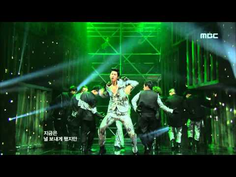 TVXQ - Keep your head down, 동방신기 - 왜, Music Core 20110108