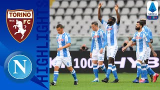 Torino 0-2 Napoli | Napoli Move To Fourth In The League Table | Serie A TIM