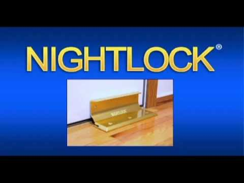 Stop Home Invasion Burglar Proof Your Doors Nightlock