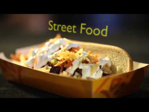 Street food by Fazer Meetings and Events