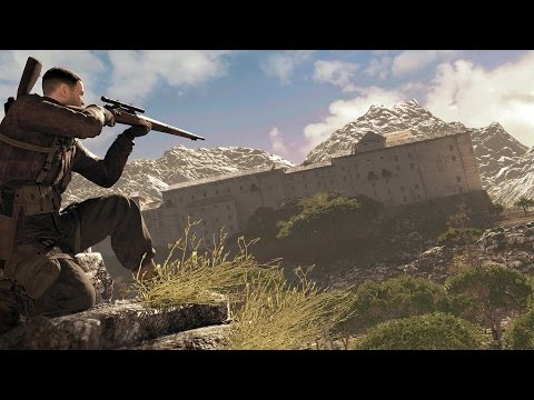 Sniper Elite 4 | Erster Gameplay-Trailer | PS4
