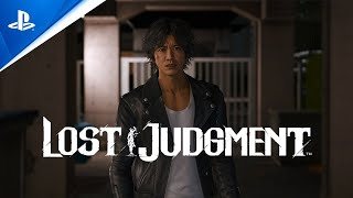Lost judgment :  bande-annonce