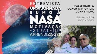 Entrevista com Prof. Jonny Silva - Uma jornada rumo à NASA