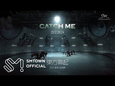 TVXQ! 동방신기 'Catch Me' MV Teaser