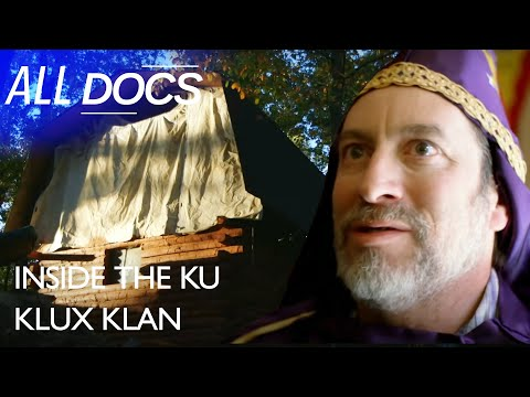 Inside the Ku Klux Klan - Meeting The Imperial Wizard   KKK Documentary   Reel Truth