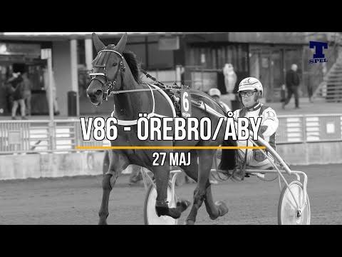 V86 tips - Örebro/Åby 27 maj 2020