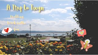 Wales Vlog || A Trip to Tywn