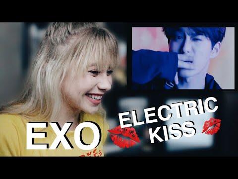 EXO (엑소) - Electric Kiss MV Reaction