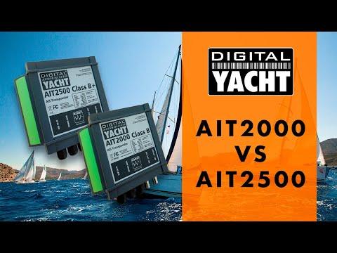 AIT2000 vs AIT2500 - Digital Yacht