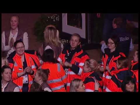 Gothenburg Horse Show - Tack för i år  (45sek)