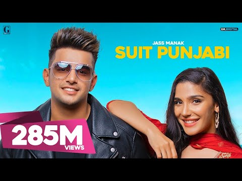 SUIT PUNJABI : JASS MANAK (Official Video) Satti Dhillon